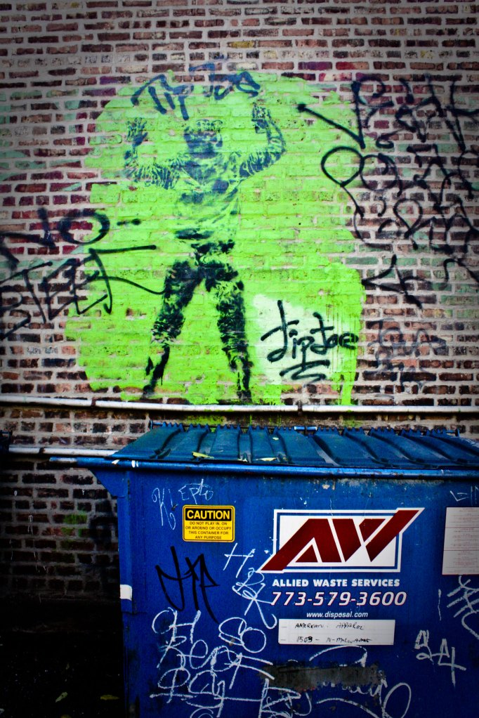 graffiti Chicago